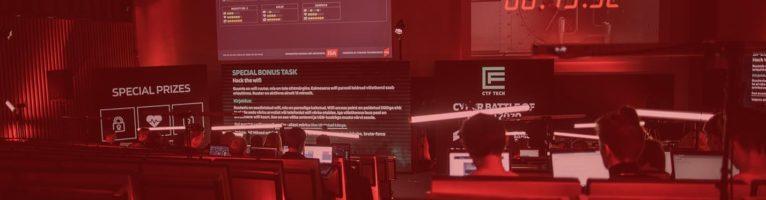 Cyber Battle of Estonia 2021